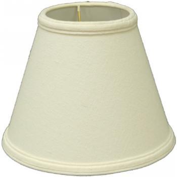 Uno Homespun Lampshade with white plastic lining