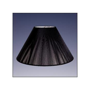 Coolie String Lamp Shade with Fabric Lining